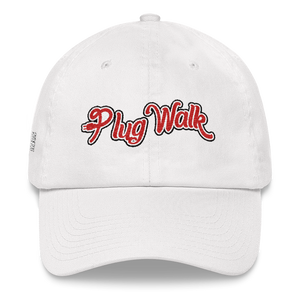 Plug Walk (Homage to Home 1s) Dad hat - Shop Men, Women, Kids clothing and accessories To Match Your Kicks online