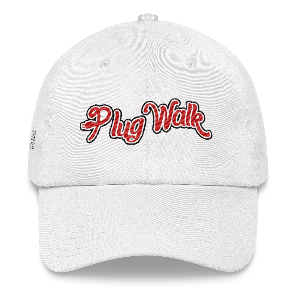 Plug Walk (Homage to Home 1s) Dad hat - HaveFaithClothingCo