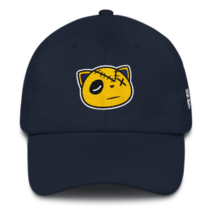 HF Logo (Michigan 12's) Dad hat - HaveFaithClothingCo