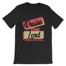 Praise The Lord (Black Denim 4's) T-Shirt - HaveFaithClothingCo