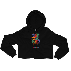 Drip Too Hard (Tinker 8's) Crop Hoodie - HaveFaithClothingCo