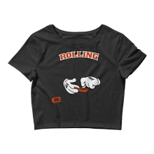 Rolling (Shattered Backboard 1s) Women's Crop Top - Shop Men, Women, Kids clothing and accessories To Match Your Kicks online