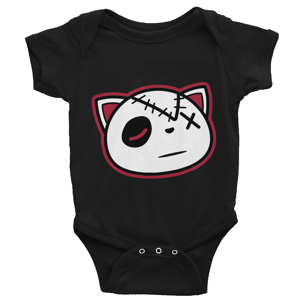 HF Logo (He Got Game 13's) Onesie - HaveFaithClothingCo