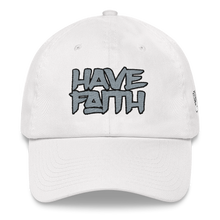 Have Faith (Cement 10's) Dad hat - HaveFaithClothingCo