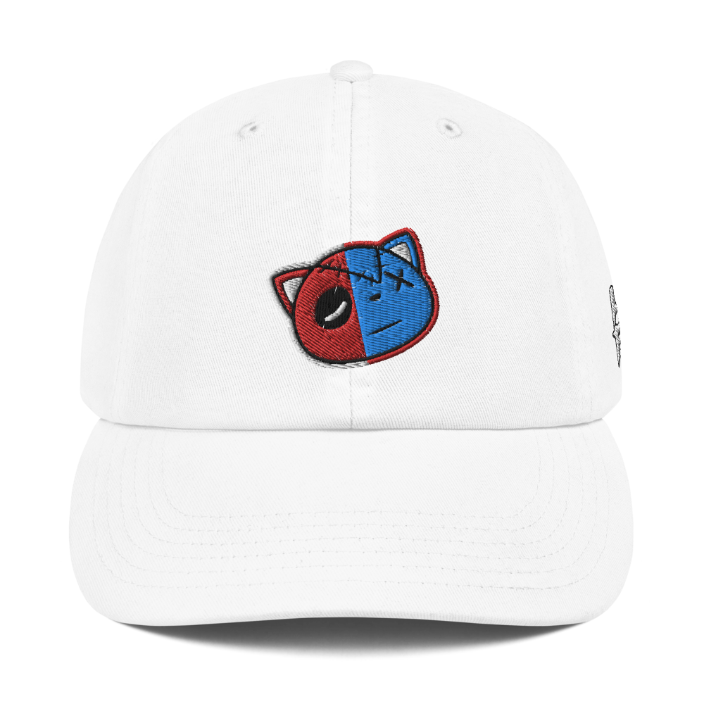 Have Faith (What The Retro 4's) Champion Dad Hat - HaveFaithClothingCo