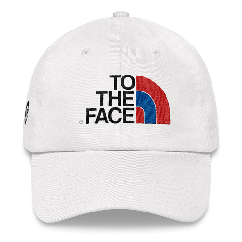 To The Face Dad hat - Shop Men, Women, Kids clothing and accessories To Match Your Kicks online