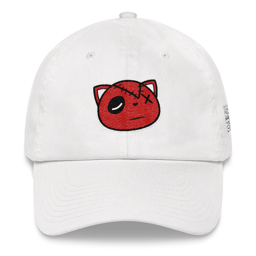 Have Faith Logo (Platinum Tint 11's) Dad hat - HaveFaithClothingCo
