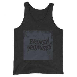Broken Promises (Cap And Gown 11s) Tank Top - HaveFaithClothingCo
