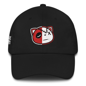 Have Faith (Red Cement Retro 3's) Dad Hat - HaveFaithClothingCo