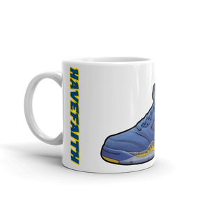 Air Jordan Retro 5 Alternate Laney Mug - Shop Men, Women, Kids clothing and accessories To Match Your Kicks online