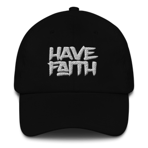 Have Faith (CNY 12's) Dad Hat - HaveFaithClothingCo