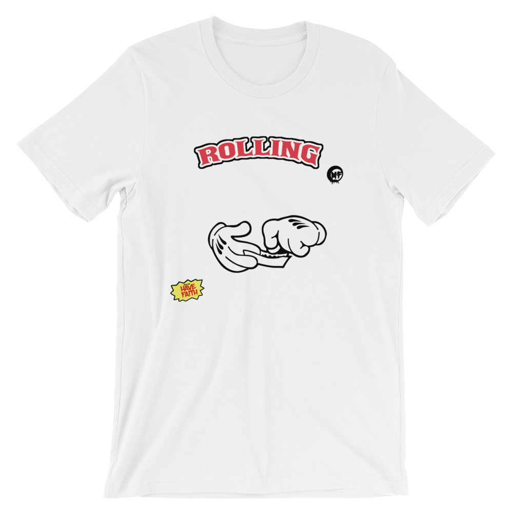 Rolling (Chicago 13s) T-Shirt - HaveFaithClothingCo