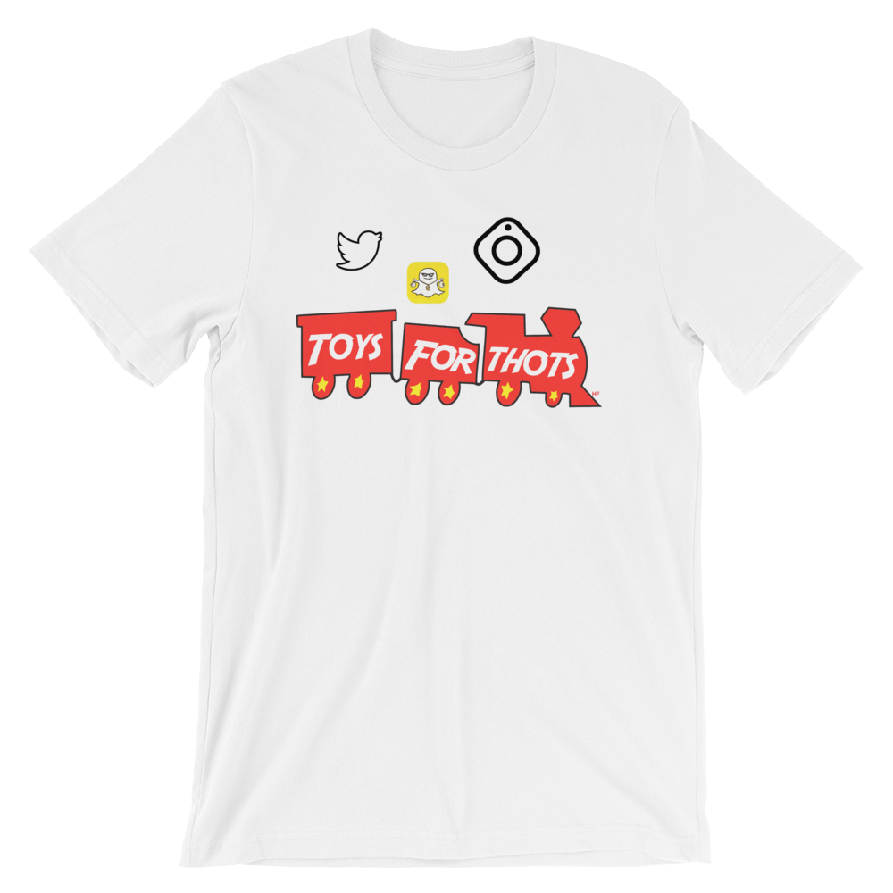 Toys For Thots (Win Like 96 11s) T-Shirt - HaveFaithClothingCo