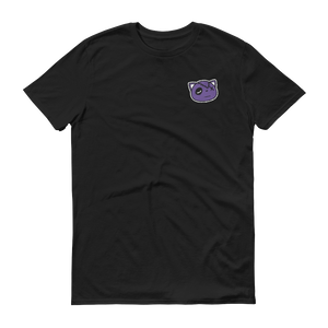 Have Faith Logo (Court Purple 1's) Embroidered T-Shirt