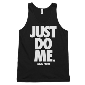 Just Do Me (Homage to Home 1s) Tank Top - HaveFaithClothingCo