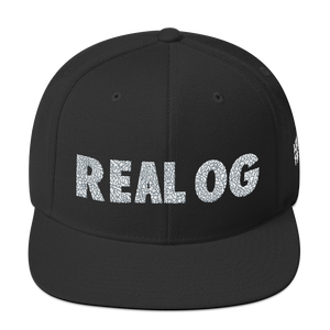Real OG (Cement 3s) Snapback - HaveFaithClothingCo