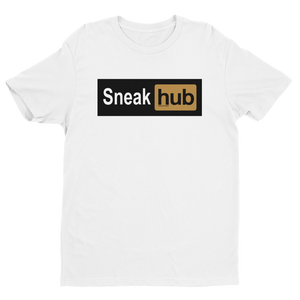 Sneak Hub (Wheat Uptempo) T-shirt - HaveFaithClothingCo