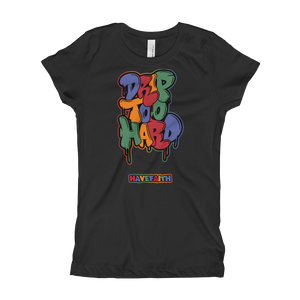 Drip Too Hard (Tinker 8's) Girl's T-Shirt - HaveFaithClothingCo
