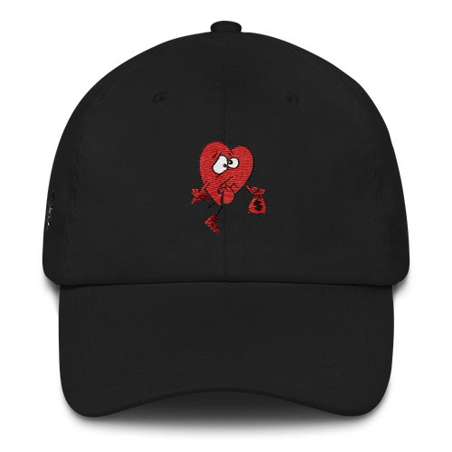 Vday Swag (Valentines Day 8's) Dad hat - HaveFaithClothingCo