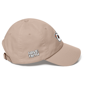 HF (Desert Sand 14s) Dad hat - HaveFaithClothingCo