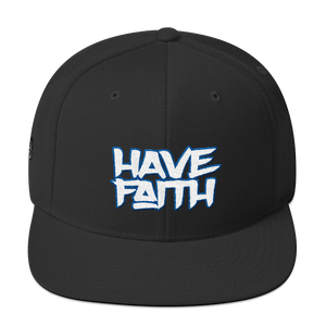 Have Faith Snapback - HaveFaithClothingCo