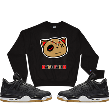 Have Faith (Black Laser 4's) Champion Sweatshirt - HaveFaithClothingCo