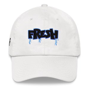 Fresh (Grape 5s) Dad hat - HaveFaithClothingCo