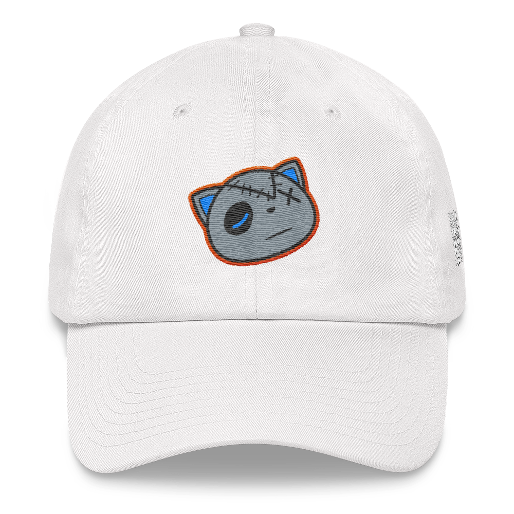 Have Faith (Adidas Yeezy Boost 700 Wave Runner) Dad Hat - HaveFaithClothingCo