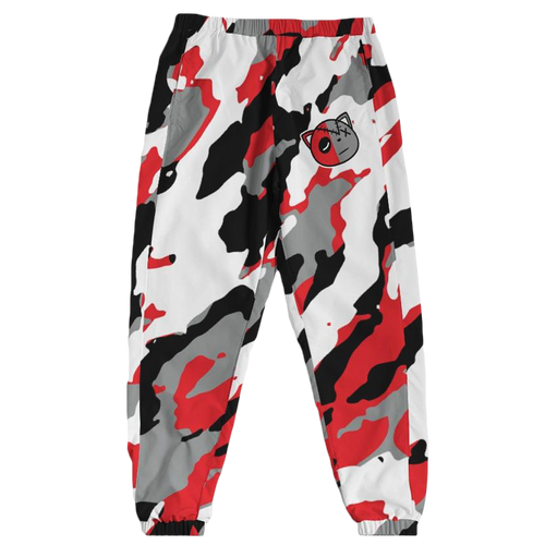 HF Desert Camo (Carmine Retro 6's) Track Pants - Shop Men, Women, Kids clothing and accessories To Match Your Kicks online