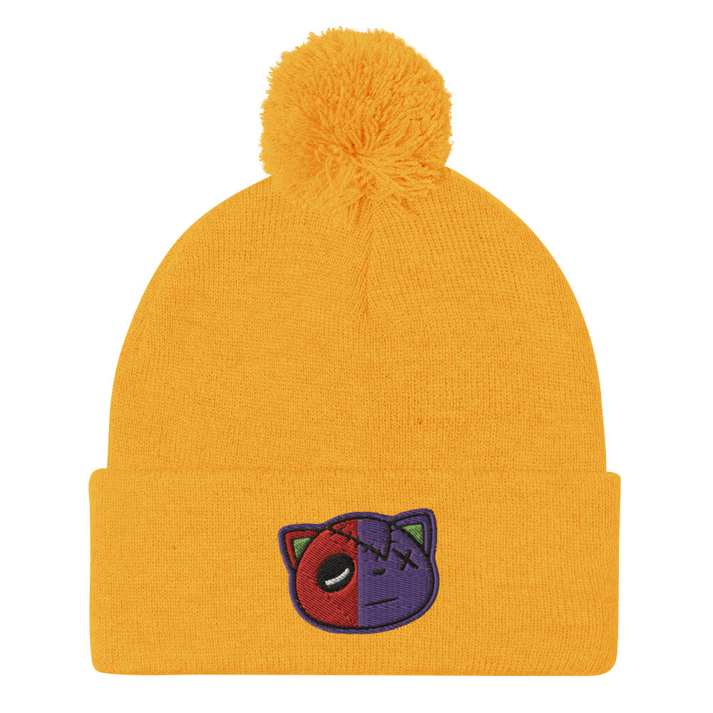 Have Faith (What The Retro 5's) Pom-Pom Beanie - Shop Men, Women, Kids clothing and accessories To Match Your Kicks online