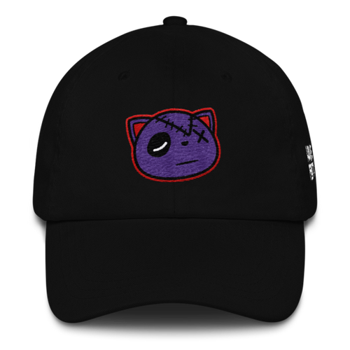 HF Logo (NRG Raptor 4's) Dad hat - HaveFaithClothingCo