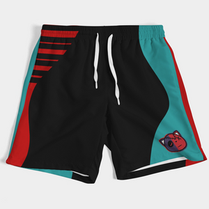 Have Faith (Top 3 Retro 5's) Men's Swim Trunks - HaveFaithClothingCo