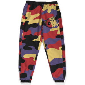 HF CAMO (What The Retro 5's) Track Pants - Shop Men, Women, Kids clothing and accessories To Match Your Kicks online