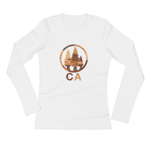 Norcal Long-Sleeved Women's Tee