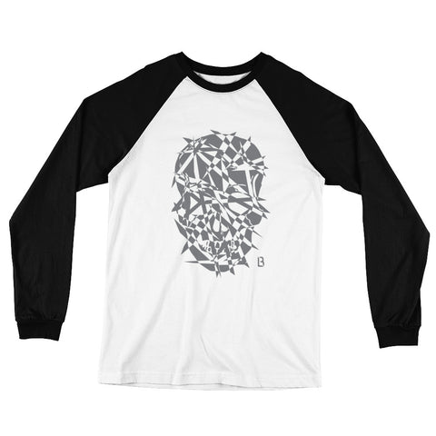 Long-Sleeved Barrio Logan Raglan Tee