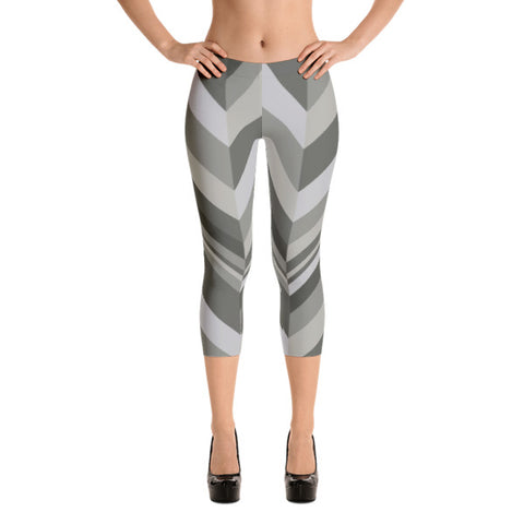Half Moon Bay Capri Leggings