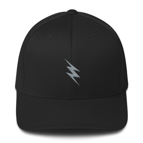 Bolt Flex Fitted Cap
