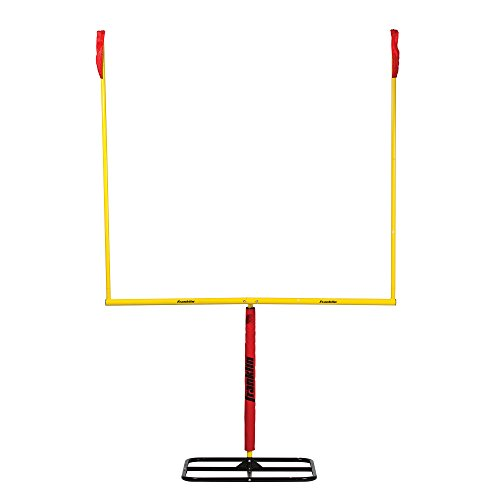 Franklin Sports Authentic Steel Football Goal Post 8.5' x 5.5'