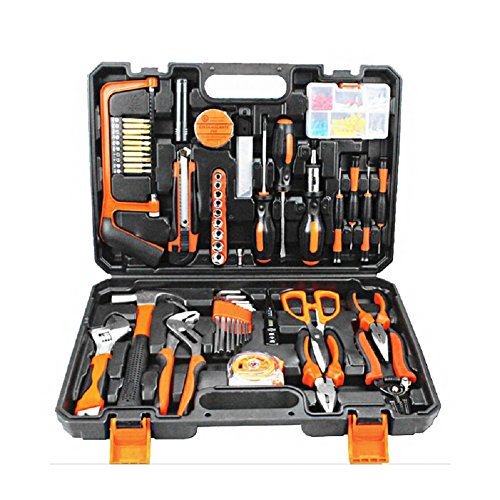 Homeowner's Tool Kit Household Precision Hand Tools Set (102 pcs)