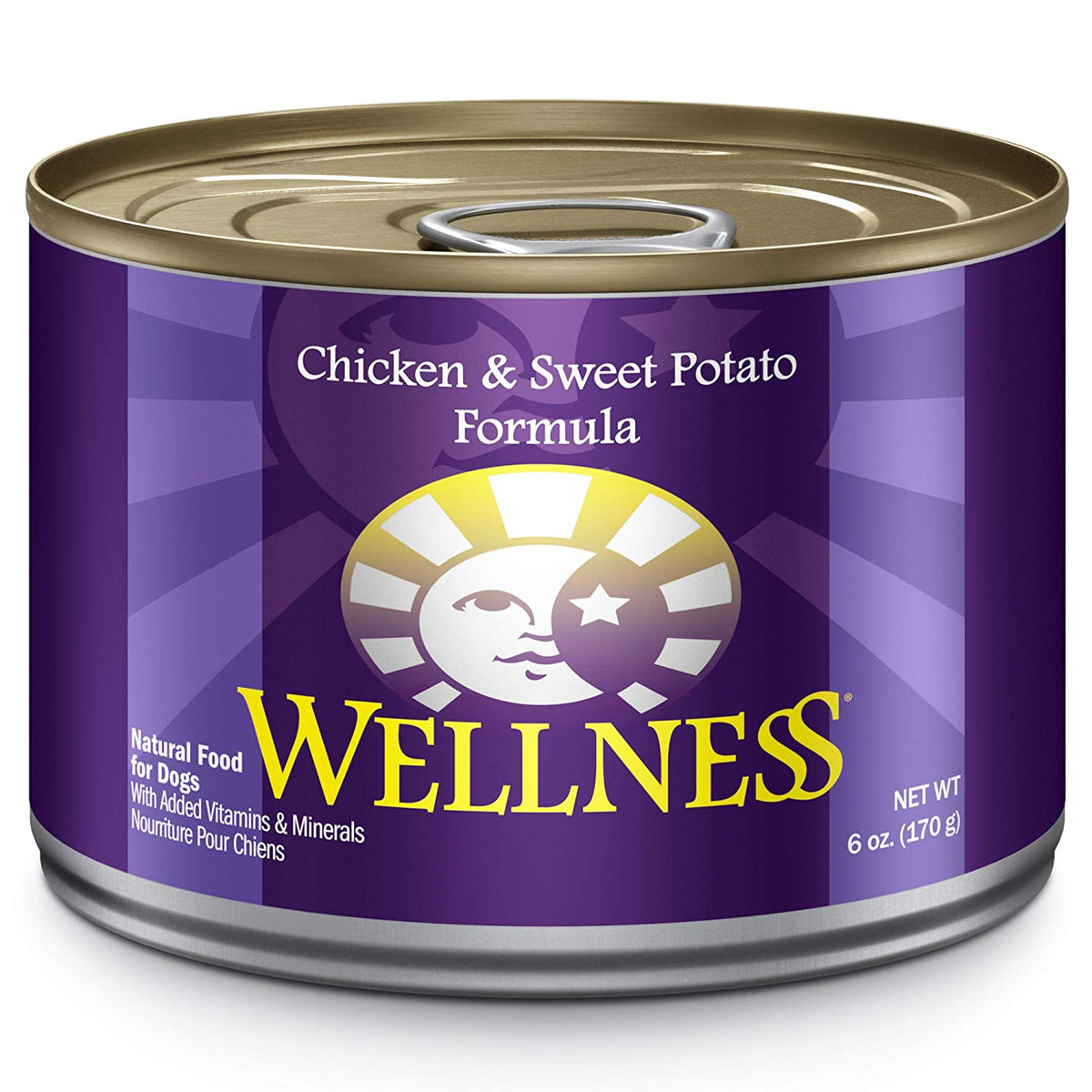 Wellness Chicken Canned Dog Food