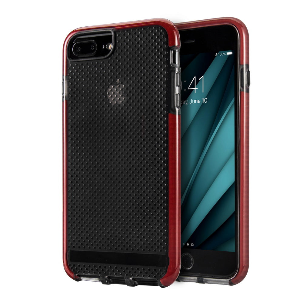 release date d0d7c a971c WEEVOO iPhone 7 Plus Case/iPhone 8 Plus Case, Crystal Clear, Air Cushion  Shock-Absorption TPU+TPE Bumper Ultra Soft Protective Scratch-resistant ...