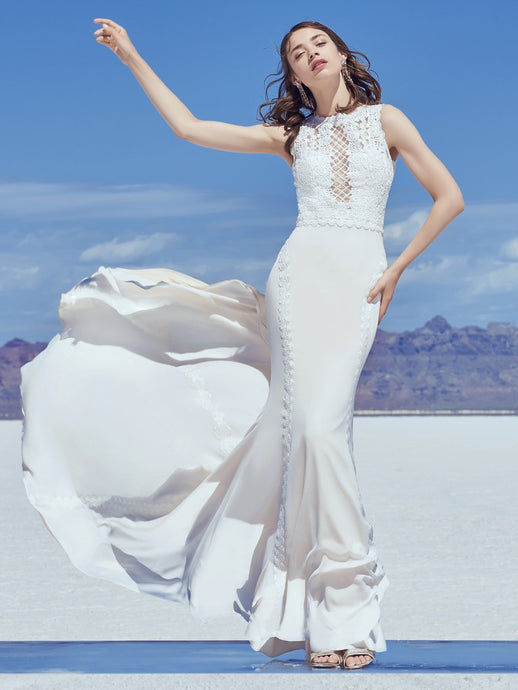 Sottero and Midgley Barrington 8SW559 - [Sottero and Midgley Barrington] -  Buy a Maggie Sottero Wedding Dress from Bridal Closet in Draper, Utah