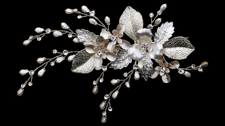 En Vogue HC1831 - [Bridal Hair Comb HC1831] - Wedding Accessories - Bridal Closet - Bridal Dresses and Accessories