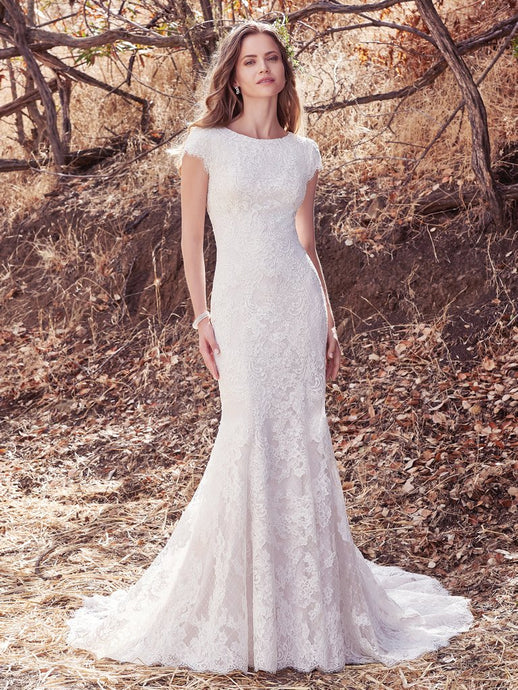 Maggie Sottero Hudson Lynette 7MW945 - [Maggie Sottero Hudson Lynette] -  Buy a Maggie Sottero Wedding Dress from Bridal Closet in Draper, Utah