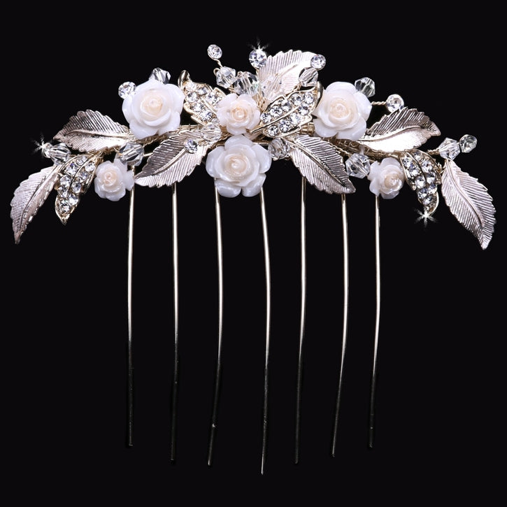 En Vogue VC1778 - [Bridal Veil Comb VC1778] - Wedding Accessories - Bridal Closet - Bridal Dresses and Accessories