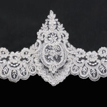 V1698C Cathedral Veil - Utah wedding accessories - Draper Bridal Store