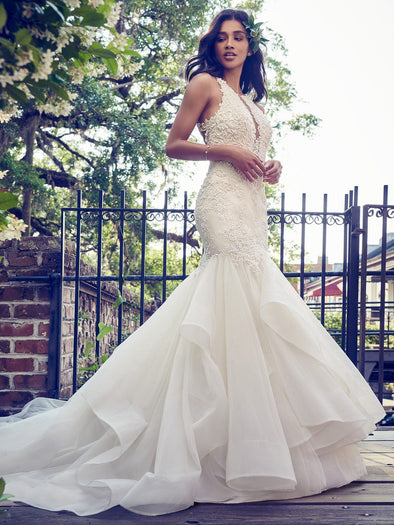 Maggie Sottero Veda 8MC527 - [Maggie Sottero Veda] -  Buy a Maggie Sottero Wedding Dress from Bridal Closet in Draper, Utah