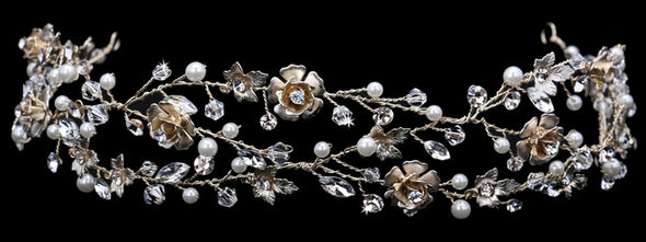 En Vogue HB1811 - [Bridal Bracelet HB1811] - Wedding Accessories - Bridal Closet - Bridal Dresses and Accessories