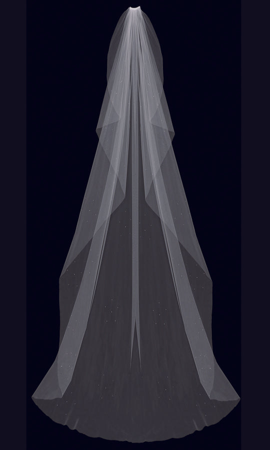 En Vogue V60WC - Bridal Veil - Wedding Veil - Utah Wedding Accessories - Salt Lake Bridal Accessories