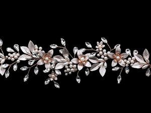En Vogue HJ1844 - [Bridal Hair Jewelry HJ1844] - Wedding Accessories - Bridal Closet - Bridal Dresses and Accessories